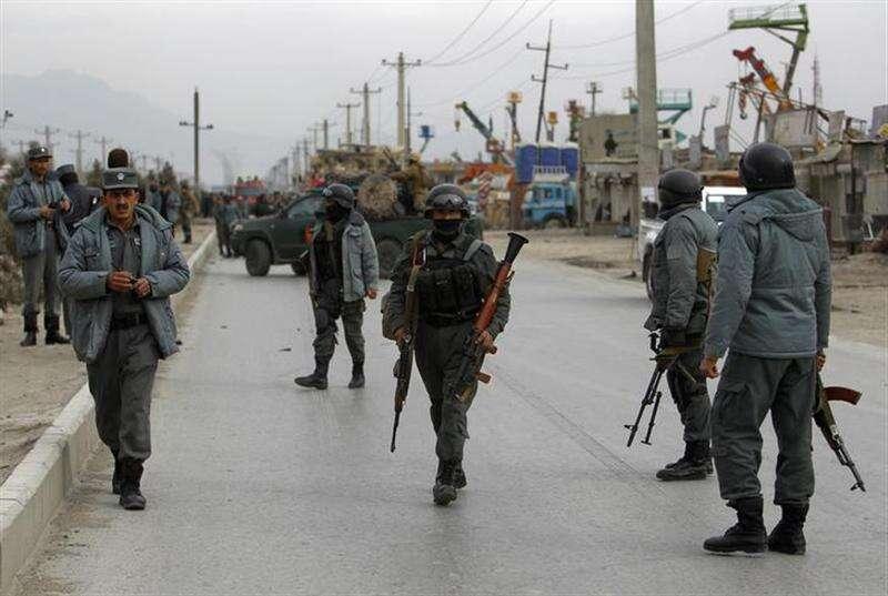 Kabul, Afghan university, Blast