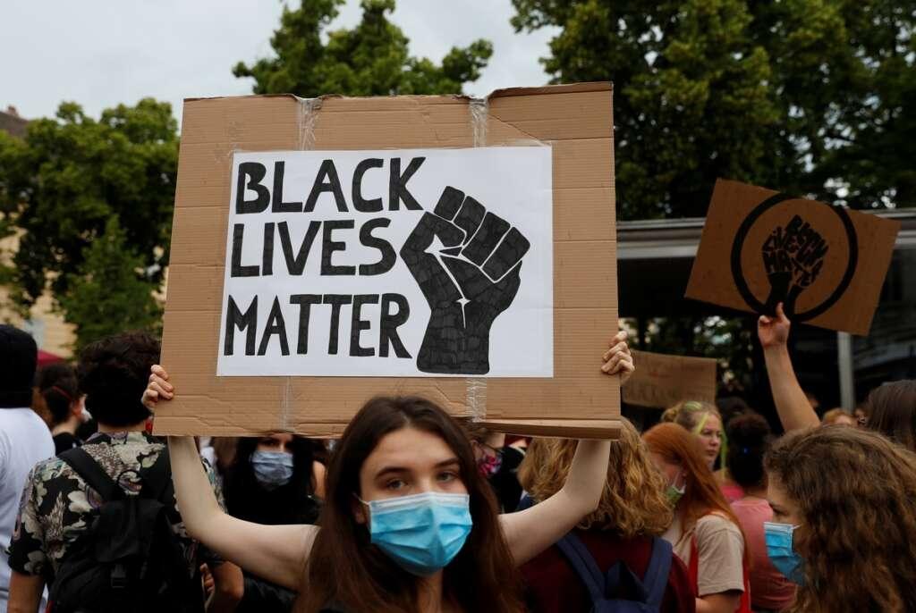 Vienna, Black Lives Matter, protest, anti-racism, George Floyd