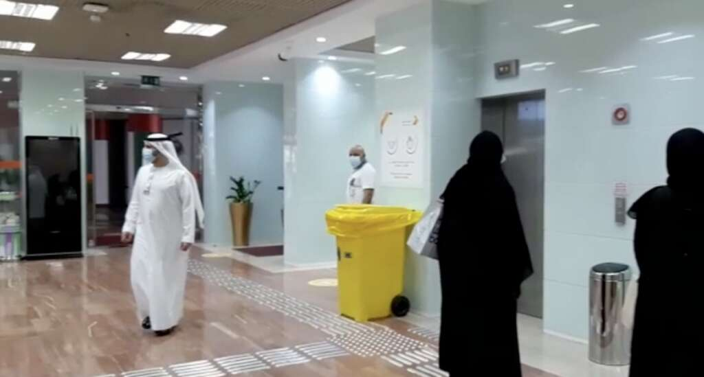 Reopening responsibly, coronavirus, covid-19, Dubai government offices, operate, 100% staff, amid, Covid-19 pandemic,