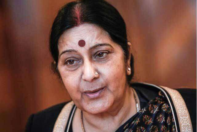 Sushma Swaraj Undergoes Dialysis After Kidney Failure News Khaleej Times