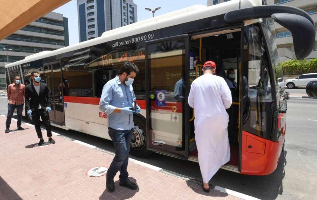 RTA, bus routes, algorithms, Dubai bus