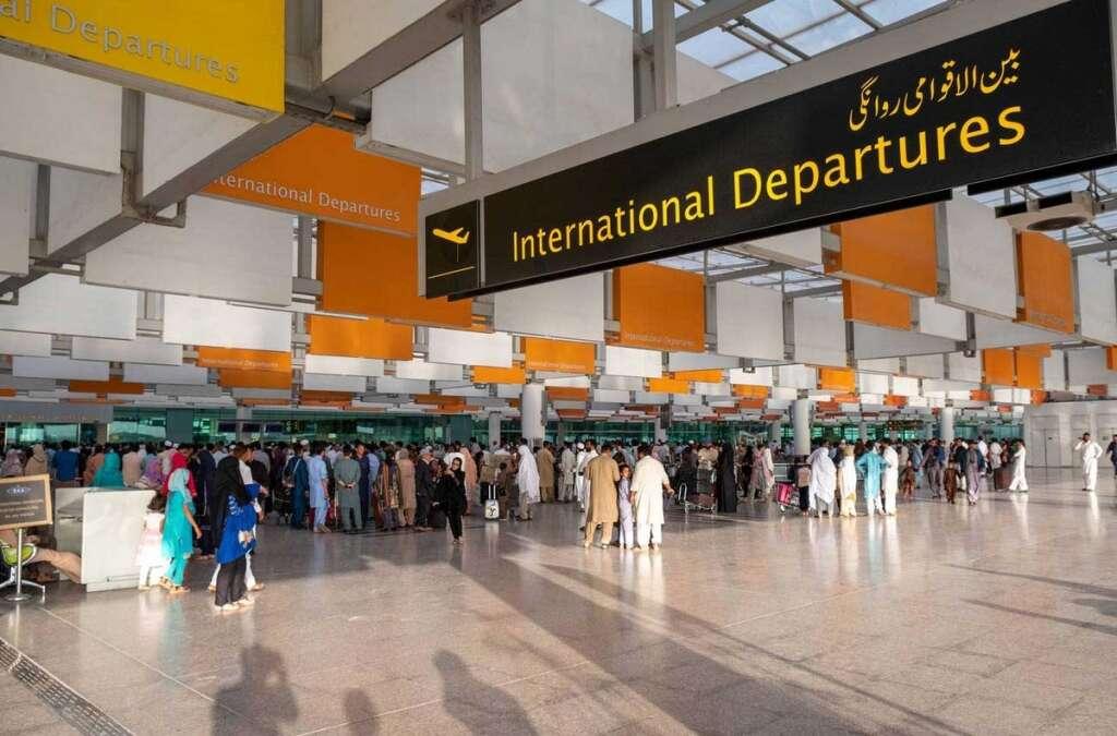 Coronavirus, Pakistan, suspends, international flights, operations, 2 weeks