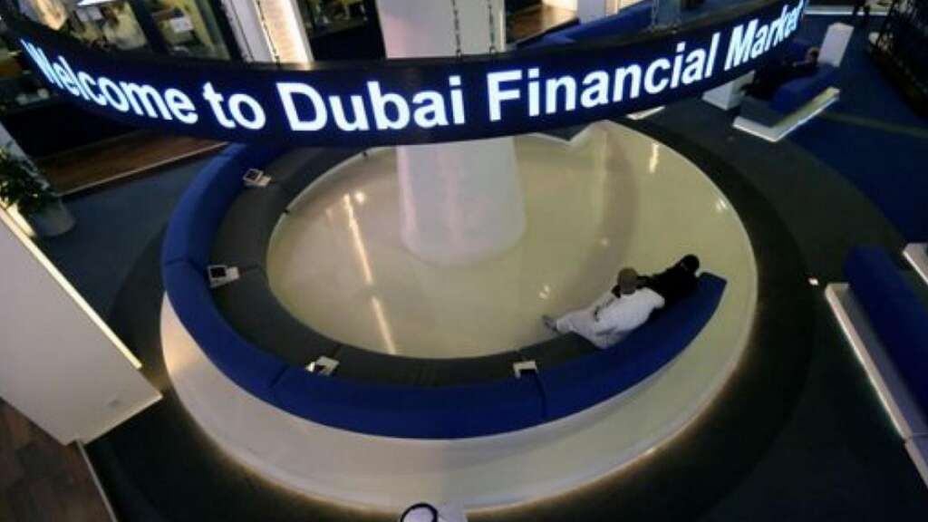 Gulf stock market, stock, Dubai
