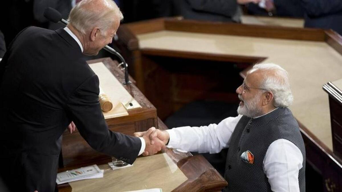 PM Modi to hold first in-person bilateral talks with President Biden