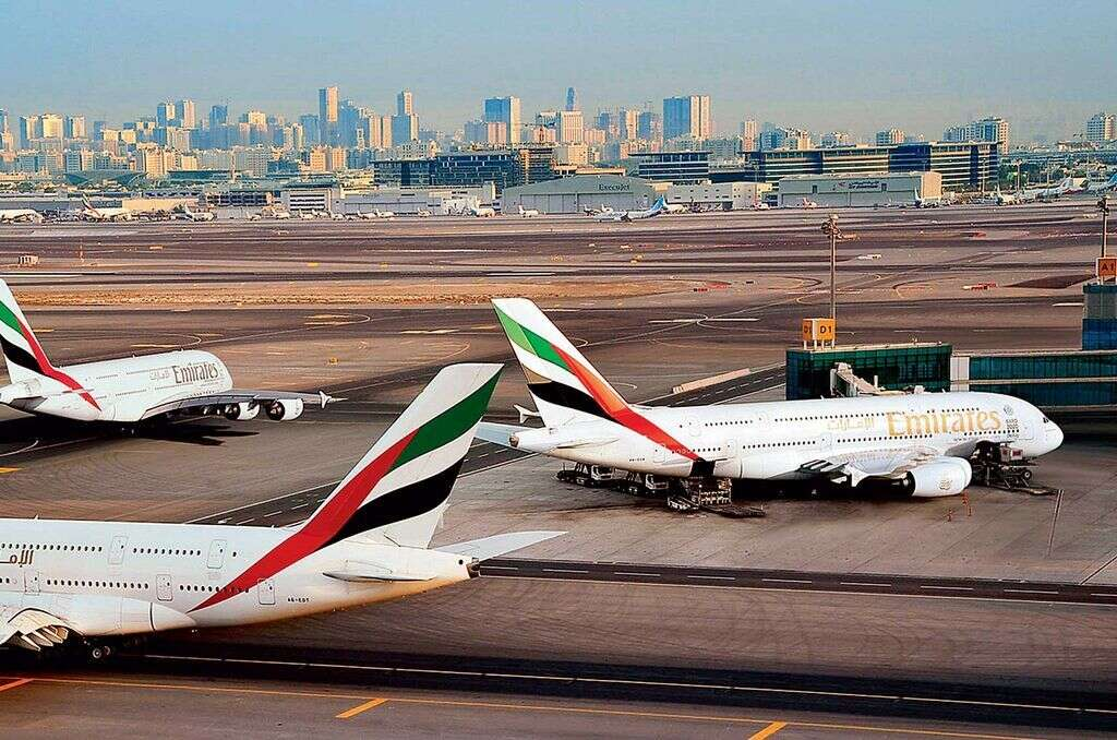 Taking Wing: Emirates continues to lead from the front.