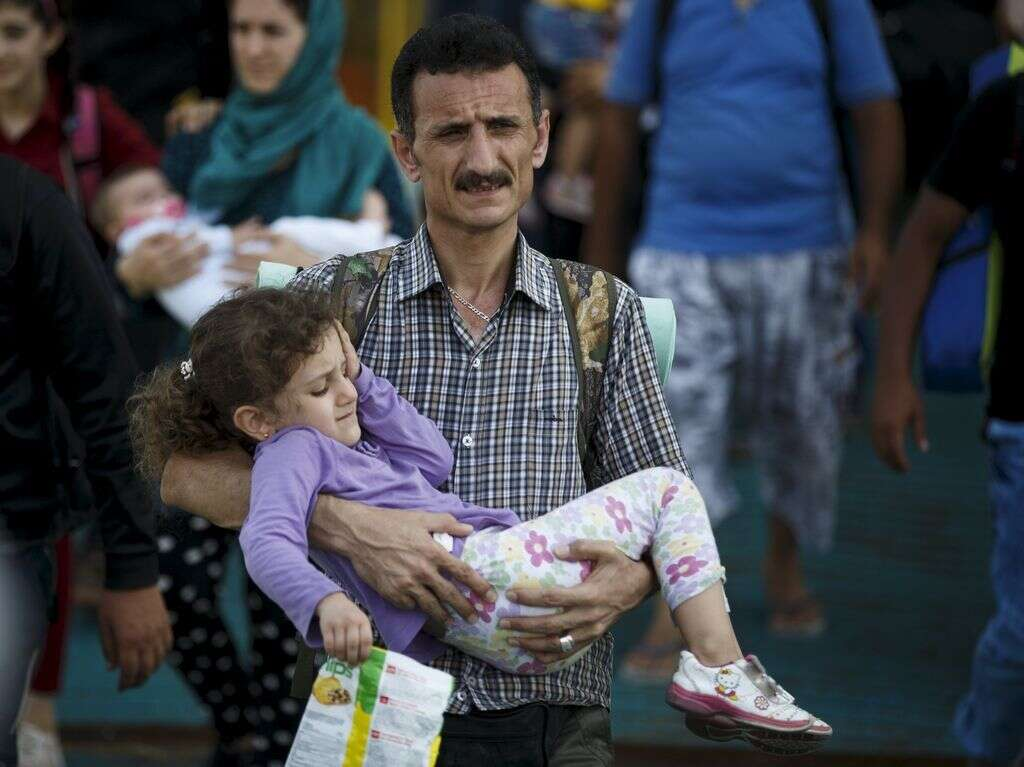 GCC leads in aid efforts for Syrian refugees