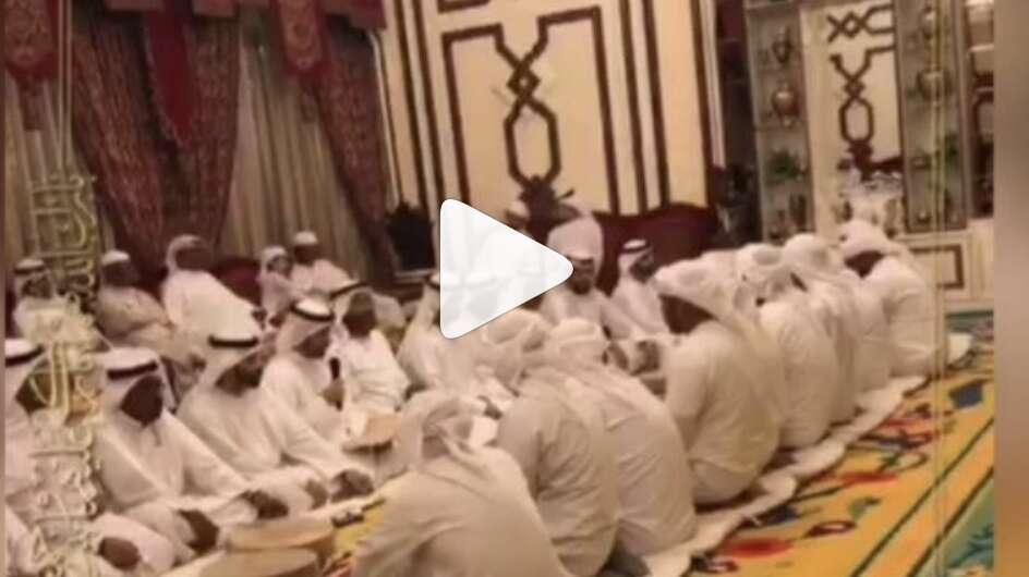 Video: Inside Dubai Crown Prince Sheikh Hamdan's wedding ceremony