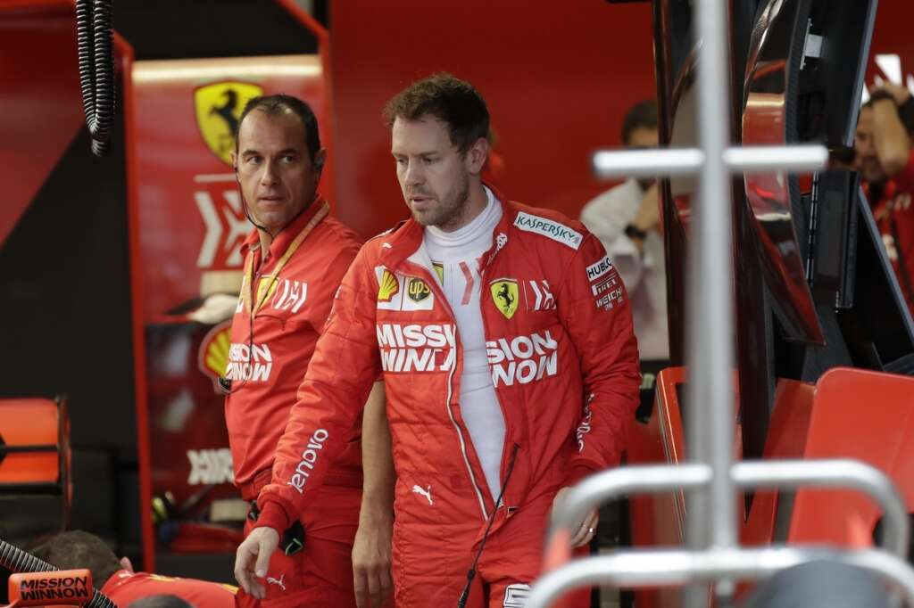 We can improve if we do our homework, says Vettel