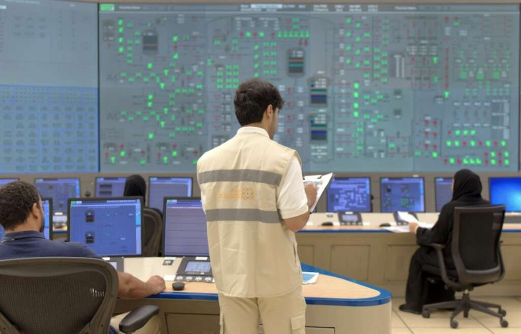 Barakah, UAE, nuclear power plant, Emiratis, count, 60%, nuclear sector, workforce,