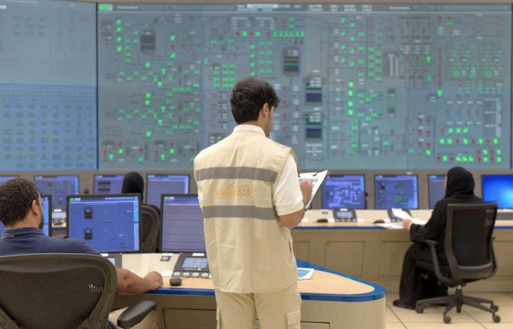 Barakah, UAE, nuclear power plant, Emiratis, count, 60%, nuclear sector, workforce,
