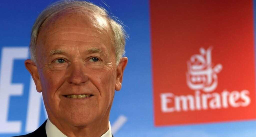 Emirates president Tim Clark to step down