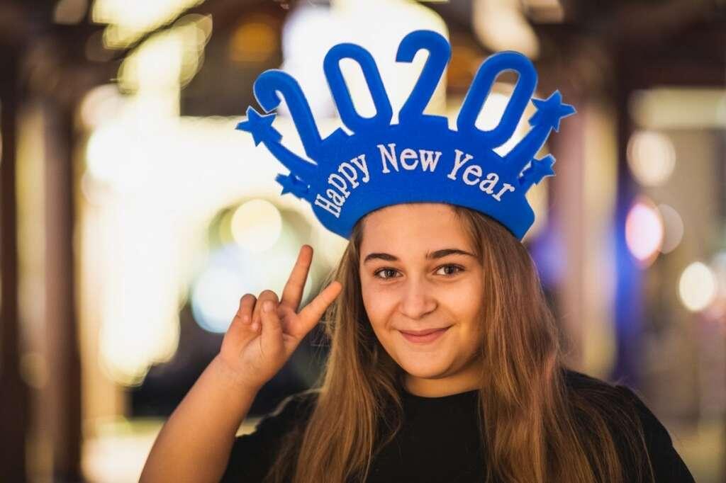 New Year 2020, Burj Khalifa, Khaleej Times, Dubai, UAE, New Year, Burj Al Arab, EmaarNYE2020