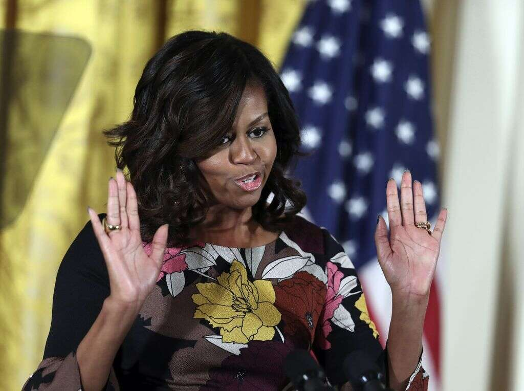 Ape in heels: Racist post about Michelle Obama causes backlash