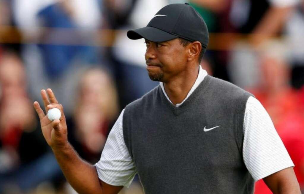 ec744419 Tiger Woods sued after employee dies in car crash - Khaleej Times