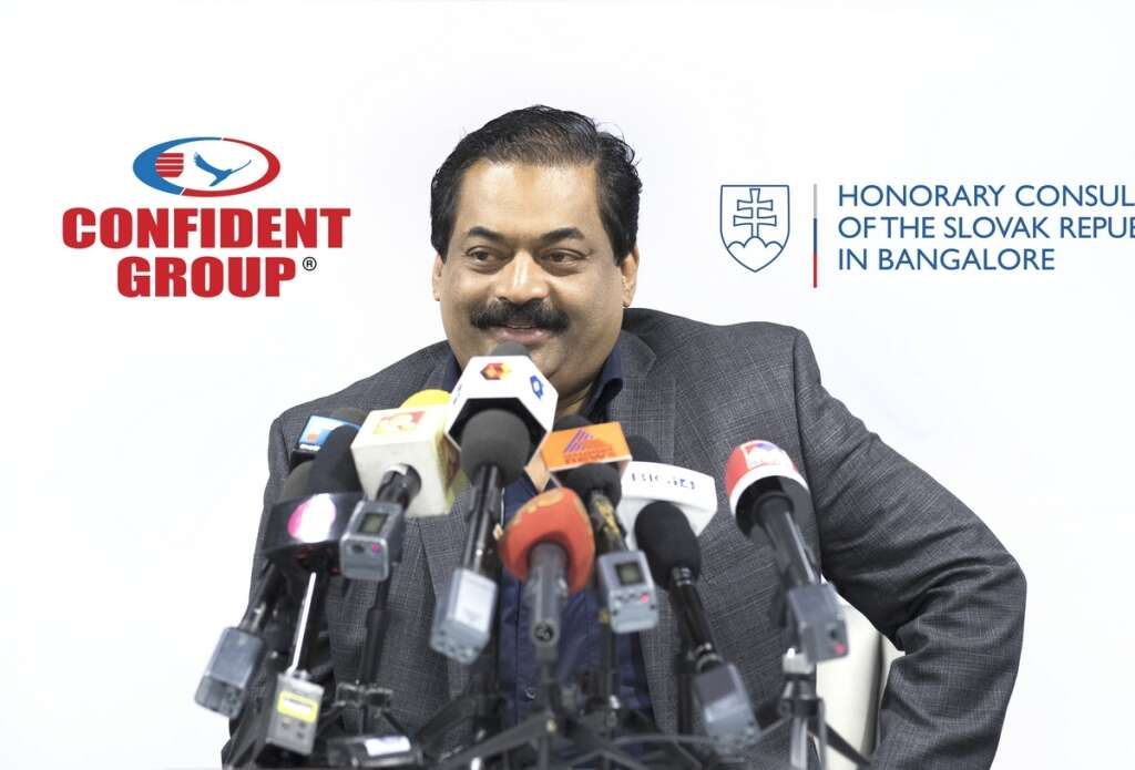 Indian expat named Slovak Republics honorary consul