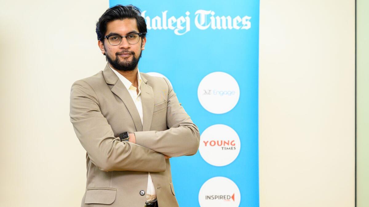 Keshav Maheshwari, director, Allen Career Institute Overseas.
