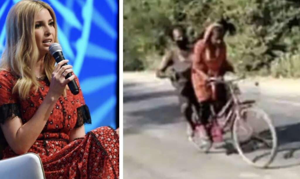 Jyoti Kumari, Ivanka Trump, Darbhanga, cycling