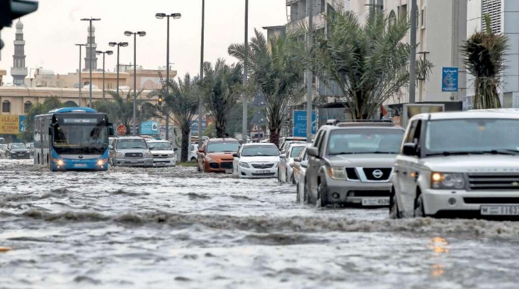 Unstable weather, UAE weather, Dubai, UAE