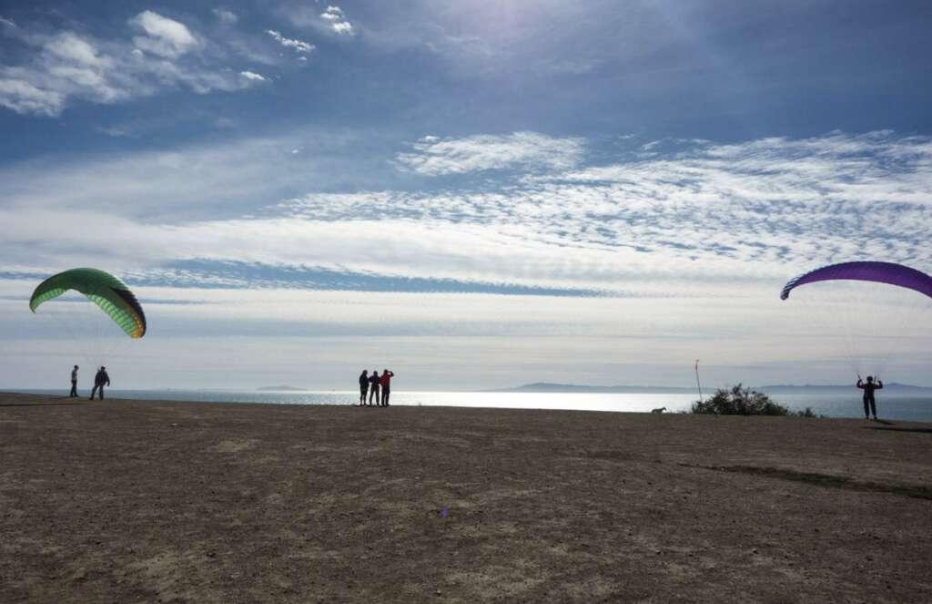 Gliders, fly, too close, beaches, Ras Al Khaimah authority, warns