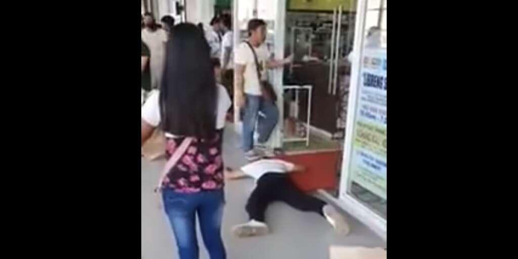 vlogger, flak, coronavirus, prank, philippines, social media