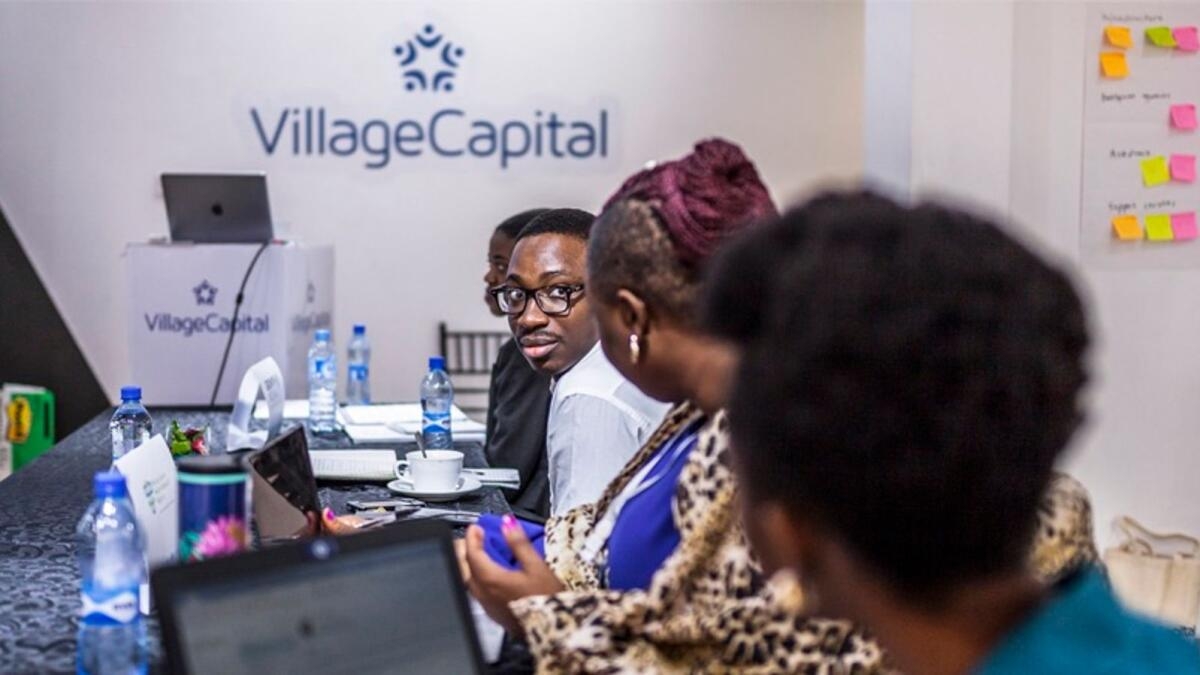 Village Capital helps bring big ideas from vision to scale helping entrepreneurs of the future. — Supplied photos