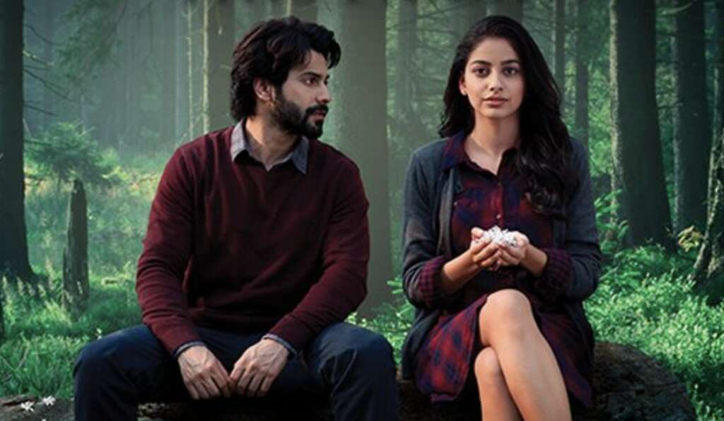 October movie review: An emotional ride, albeit a bit slow