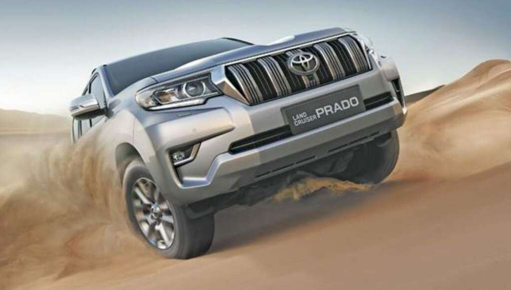 Toyota Land Cruiser Prado: All you need to know - News