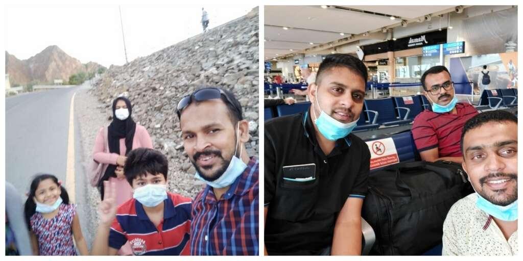 Air India Express crash, Relatives, survivors, relieved, loved ones, safe