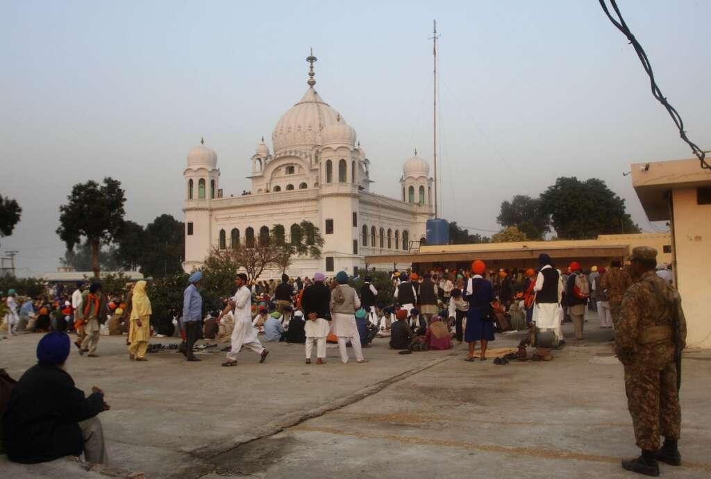 Baba Guru Nanak, Kartarpur song, Kartarpur corridor inauguration