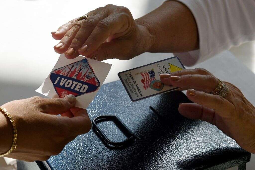 US voter turnout at 20-year low in 2016