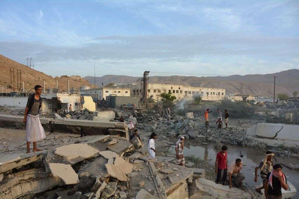 UAE troops storm into besieged Yemen city