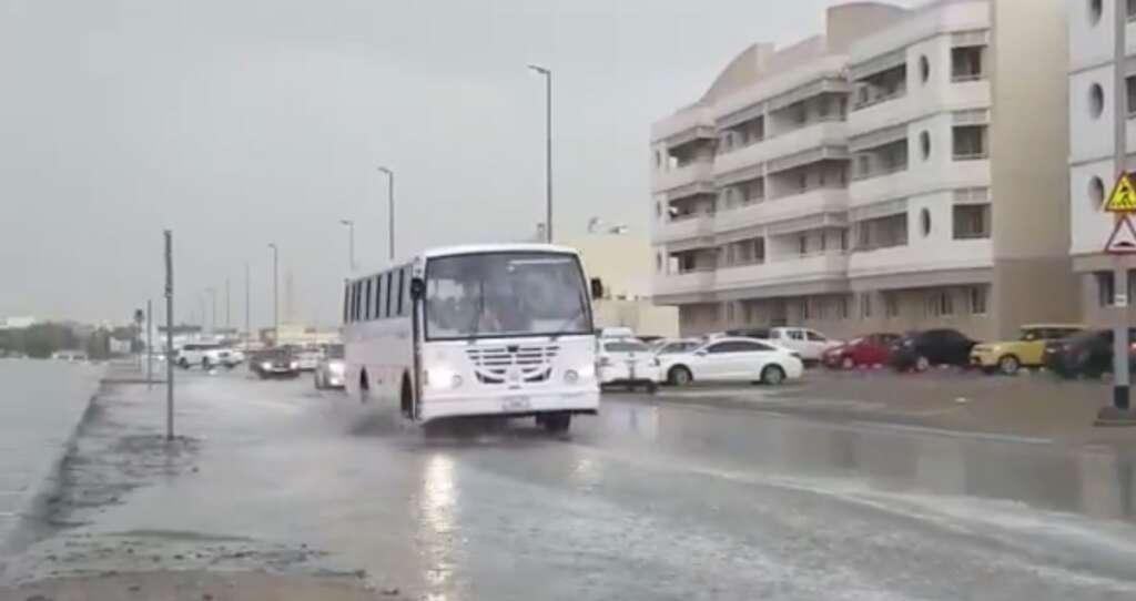 UAE weather, rain in Dubai, rainfall in Dubai, monsoon, heavy rainfall