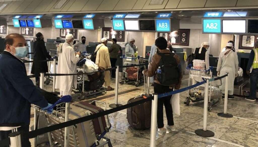 Pakistan, repatriated, Covid-19 pandemic