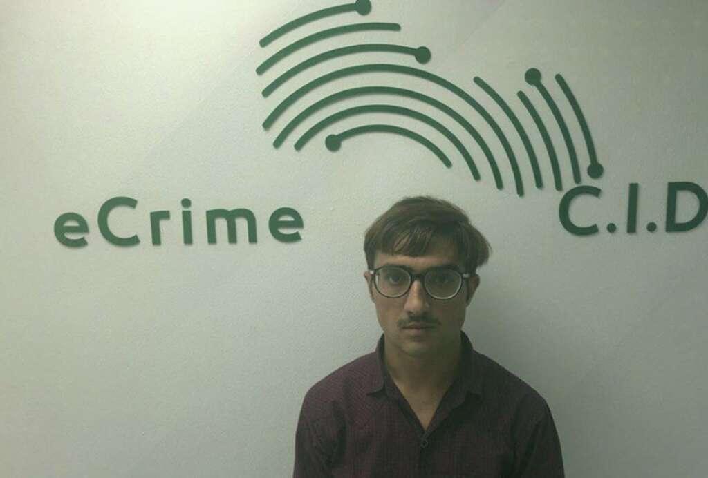 Dubai police, arrest, mocking, authority, crime