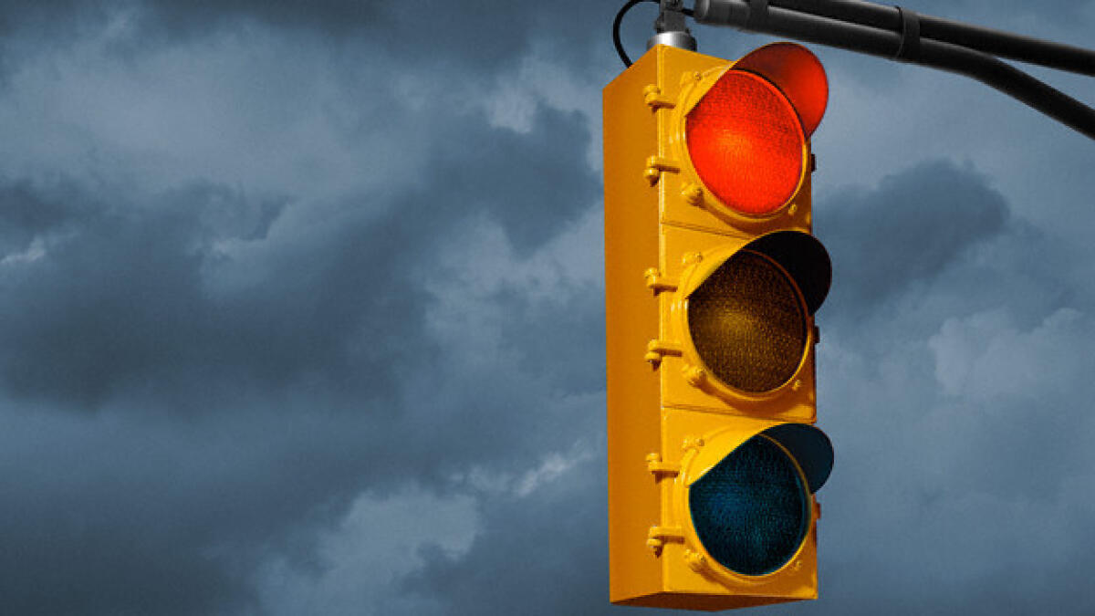 4 injured in accident as traffic light fails in Ras Al Khaimah