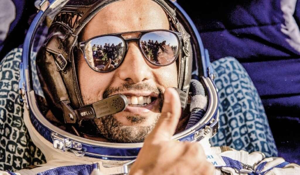 Hazza, Hazzaa AlMansoori, Al Mansoori, uae astronaut, astronaut, space, space mission, uae in space