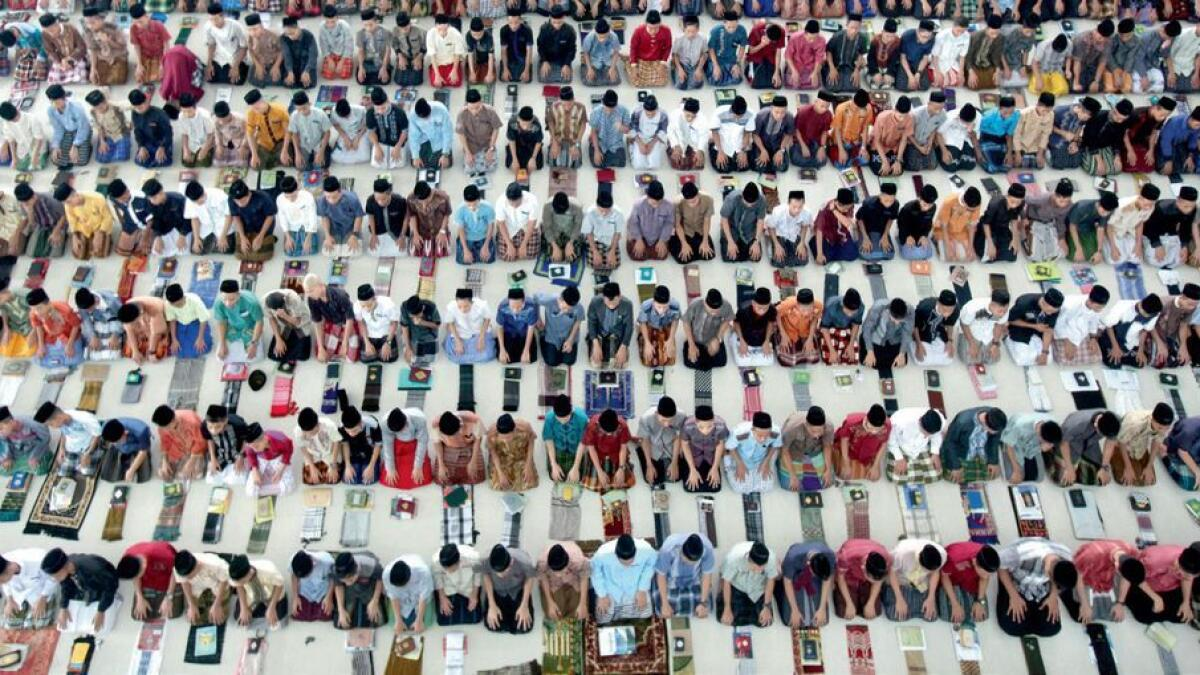 Diverse traditions that welcome the holy month in Indonesia