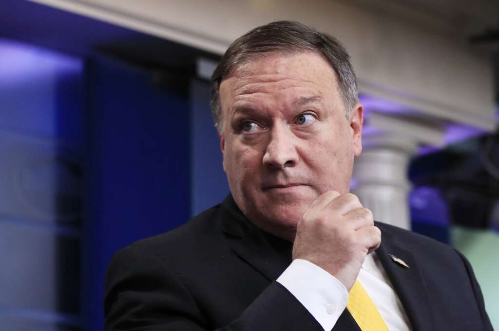 IMF bailout for Pakistan shouldnt aid China: Pompeo