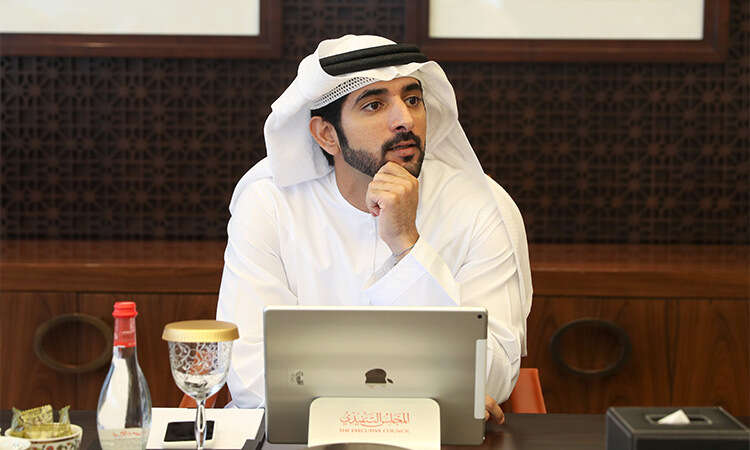 Crown Prince of Dubai, Sheikh Hamdan, UAE
