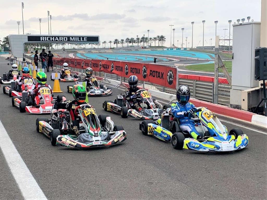Take your chance on Mena Stage, Sulayem tells UAE Kartting Team