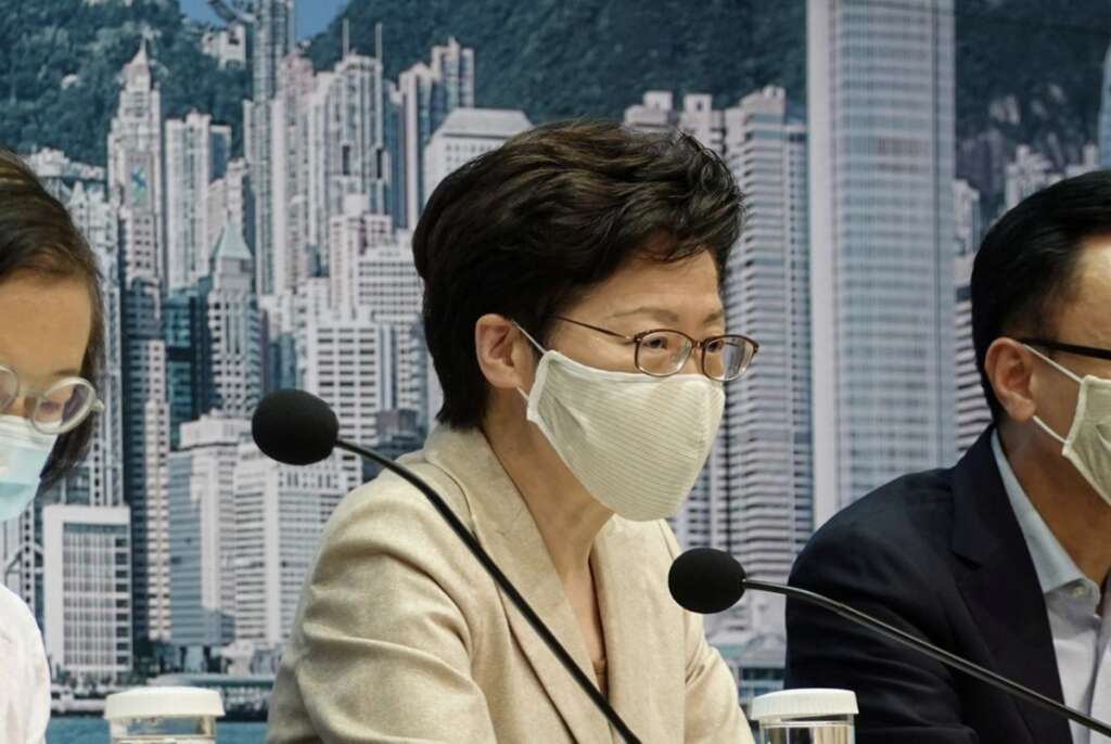 coronavirus, Hong Kong