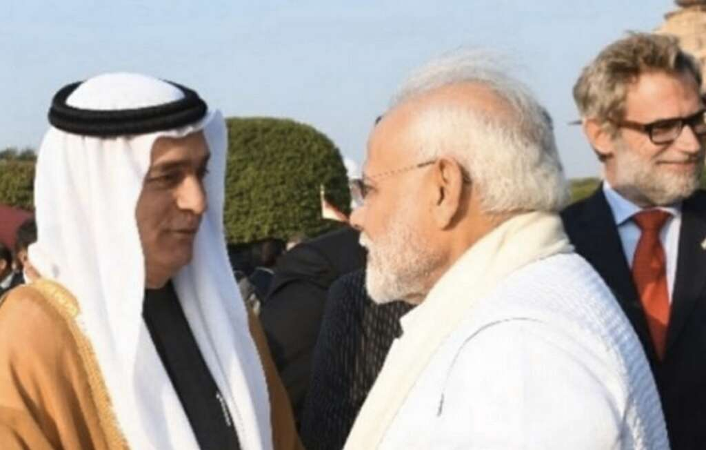 Republic Day, UAE ambassador, India, Ahmed Al Banna