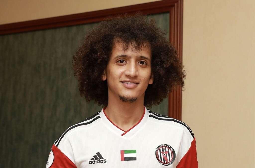 Omar returns home to UAE, with Al Jazira