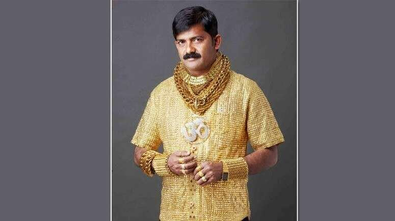 9 people arrested for Indian 'Gold Shirt' man's murder