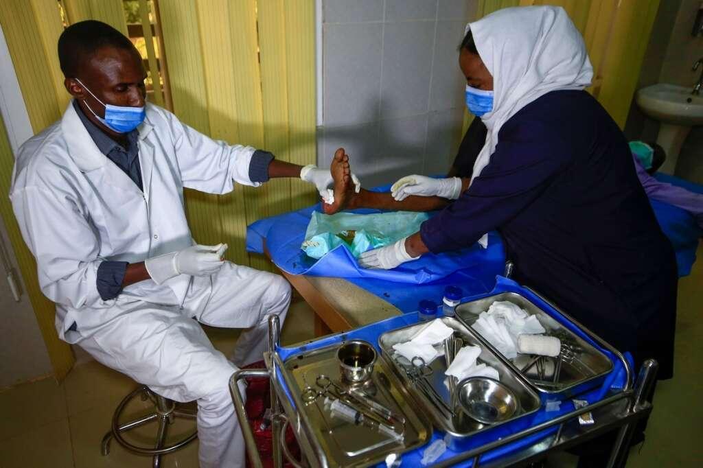 Sudan, Khartoum, death, Mycetoma, disease