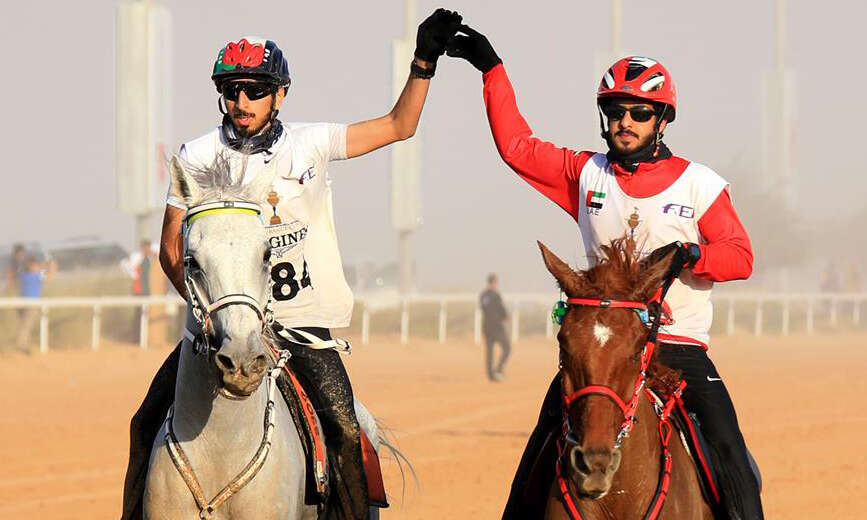 Sheikh Mohammed Endurance Cup tops four-day Festival