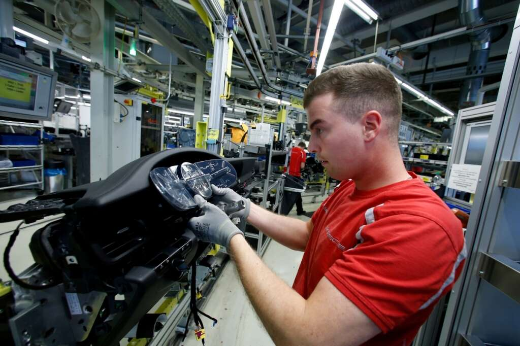 Record-high employment in Germany