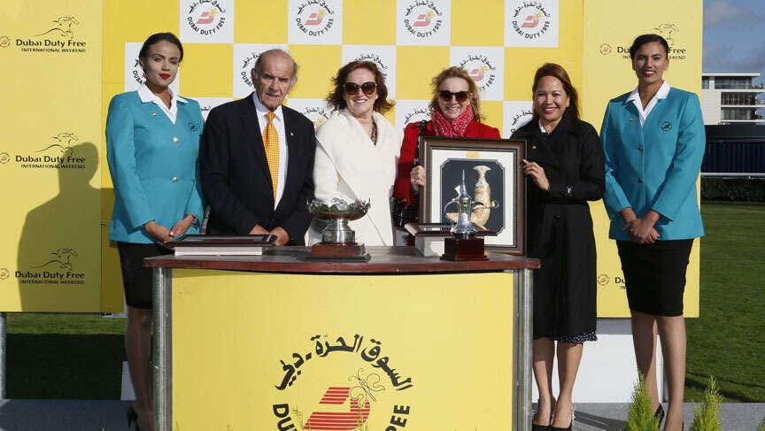 Mankib wins DDF Cup, Good Effort makes it a Dubai one-two