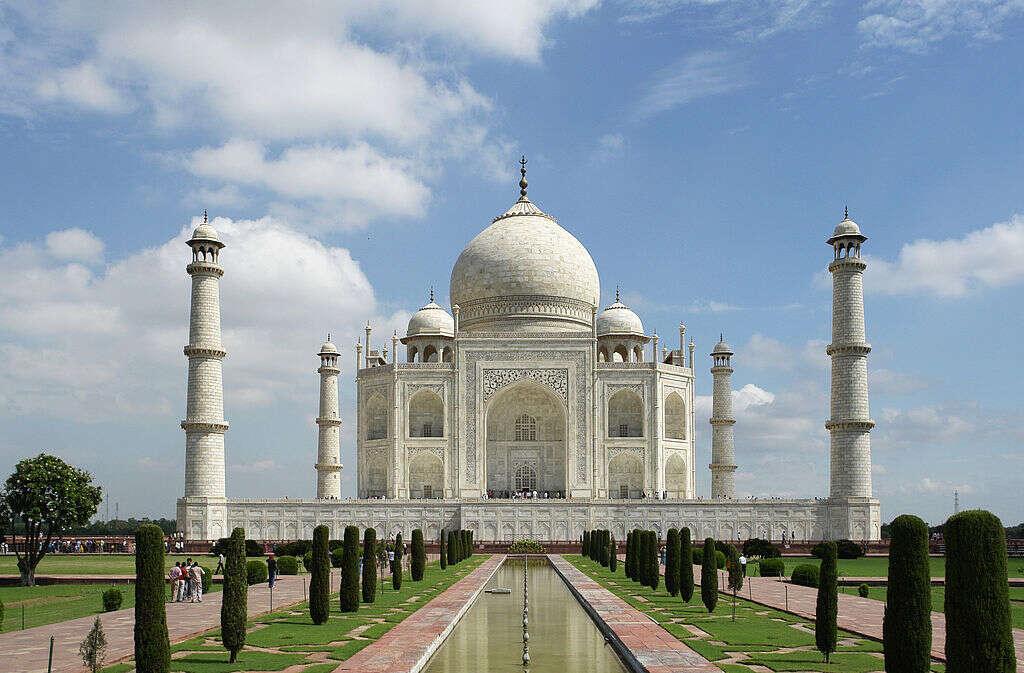 Taj Mahal, Covid-19, coronavirus, India