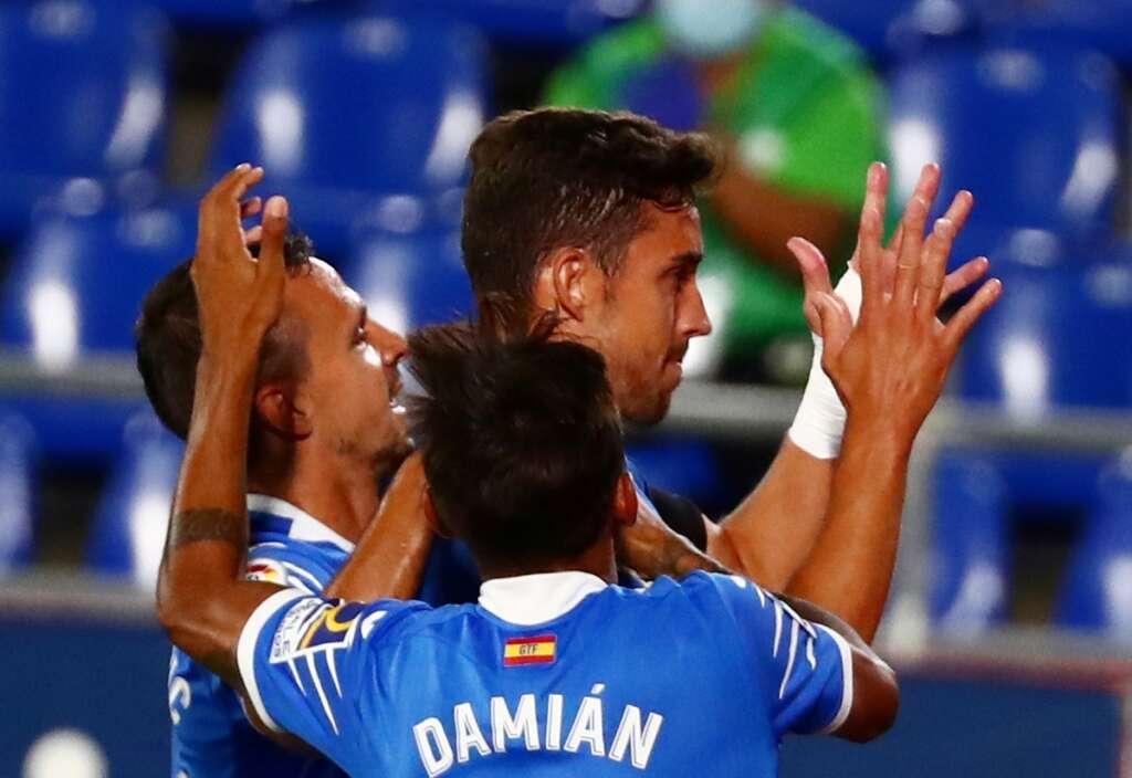 Getafe, Real Sociedad, La Liga, Jaime Mata, Champions League, Spain